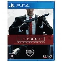 Hitman Definitive Edition - PS4 - Warner bros