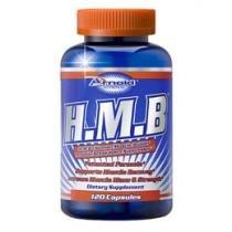 HMB 500mg 120 Cápsulas - Arnold Nutrition