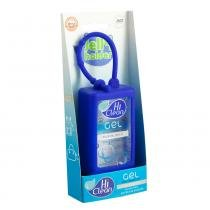 Holder + Gel Antisséptico Hidratante Hi Clean Extrato de Algodão 70ml - HI CLEAN
