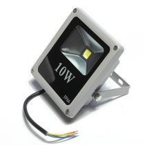Holofote Refletor Led 10w Rgb Bivolt - Powerxl