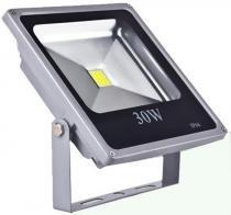 Holofote Refletor Led 30w Rgb Bivolt - Powerxl