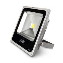 Holofote Refletor Led 50w Branco Frio 6500k Bivolt - Powerxl