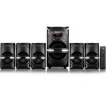 Home Theater 5 Em 1 Speaker Superwoofer Sp169 Multilaser - Multilaser