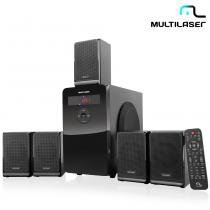 Home Theater 5.1 SP177 Multilaser -
