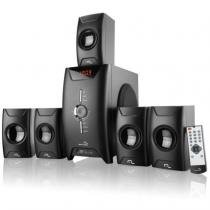 Home Theater 5.1 Usb Preto Bivolt Sp123 Multilaser -