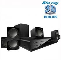 Home Theater Blu Ray 3D Philips HTB3560X/78 5.1 300w RMS HDMI - Philips