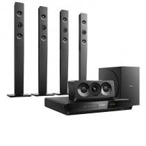Home Theater Philips 1000W Rms 5.1 Bluetooth HTD5580X/78 -