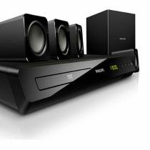 Home Theater Philips HTD3500X/78 DVD Player 300w HDMI USB -