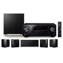 Home Theater Pioneer Htp-074 - 5.1 Ultra HD 4k, Hdr E Bluetooth 127V - Pionner