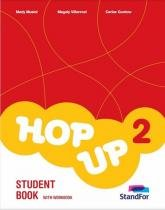Hop Up 2 Student Book With Workbook - Standfor - 952630