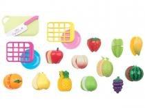 Horti Fruti Frutas com Acessórios - Braskit