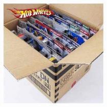 Hot Wheels Caixa C/ 20 Carrinhos Sortidos Original Mattel -