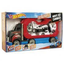 Hot Wheels Caminhao De Ferramentas 75049 - Fun -