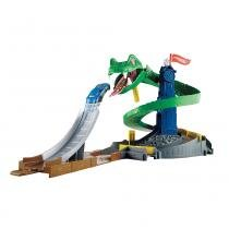 Hot Wheels City Conjunto Ataque de Cobra - Mattel -