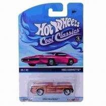 Hot Wheels Classicos 1955 Corvette Bdr41/y9423 - Mattel
