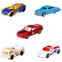 Hot Wheels Color Change Sortido - Mattel -
