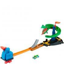 Hot Wheels Conjunto City Ataque de Cobra FNB20 - Mattel -