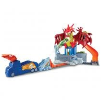 Hot Wheels Conjunto Fúria do Dragão - Mattel -