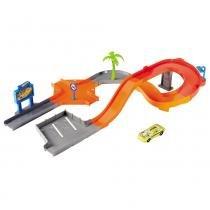 Hot Wheels Desafios Na Cidade Conexão Veloz - Mattel - Mattel