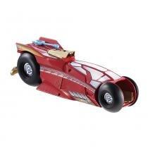 Hot Wheels Mega Moto Lançador Homem de Ferro - Mattel - Mattel