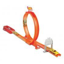 Hot Wheels Pista Radical Manobra Looping - Mattel - Hot Wheels