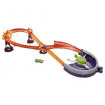 Hot Wheels Race Pista do Vulcão - Mattel - Hot Wheels