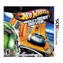 Hot wheels worlds best driver - 3ds - Nintendo