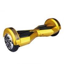 Hoverboard Scooter Balance 8 Bat Samsung -Dourado- Com Bolsa de Transporte - Mymax