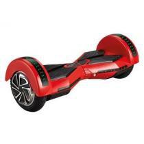 Hoverboard Scooter Balance 8 Bat Samsung -Vermelho- Com Bolsa de Transporte - Mymax