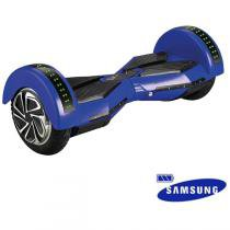 Hoverboard Scooter Balance 8 Bateria Samsung Azul. - Mymax