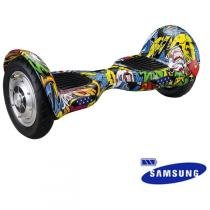 """Hoverboard Scooter Smart Balance 10"""" Urban Bateria Samsung. - Mymax"""