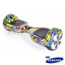 Hoverboard Scooter Smart Balance 6,5 Bat Samsumg -Urban- Com Bolsa De Transporte - Mymax