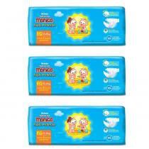 Huggies Tripla Proteção Fralda Infantil XG C/8 (Kit C/03) -