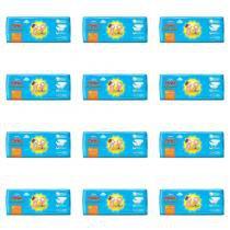 Huggies Tripla Proteção Fralda Infantil XG C/8 (Kit C/12) -