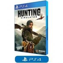 Hunting Simulator para PS4 - Maximum Games