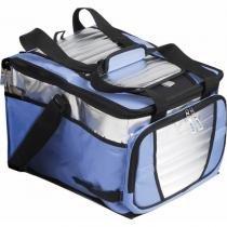 Ice Cooler 36 Litros, 100 Poliéster com revestimento em PVC MOR 003622 - MOR