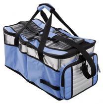 Ice cooler 48 litros com 2 divisórias alça para carregar e capacidade de 64 latas de 350 ml - Mor