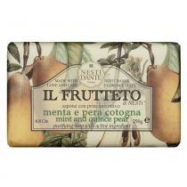 IL Frutteto Menta e Pêra Cotogna Nesti Dante - Sabonete Purificante - 250g - Nesti Dante