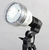 Iluminador de Estúdio Fotográfico Led tipo E27 - 36W - Leadwin