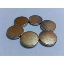 Ima De Neodimio / Super Forte / 12,5mm X 2mm - 20 Peças - Fácil negócio importação