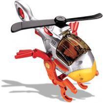 Imaginext avioes medios sky racer helicoptero mattel t5308 035860 - Mattel