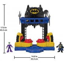 Imaginext Batalha na Batcaverna - Mattel -