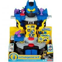 Imaginext Batcaverna de Combate - Fisher-Price - Fisher-Price