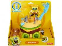 Imaginext - Bob Esponja Carro Hamburguer - Fisher-Price