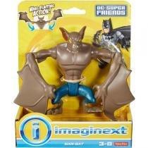 Imaginext Boneco DC Batman Morcego Humano - Fisher-Price -