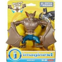 Imaginext Boneco DC Batman Morcego Humano - Fisher-Price - Fisher-Price