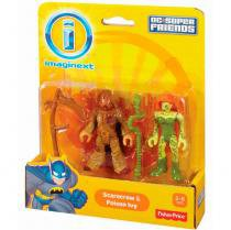 Imaginext Boneco DC Espantalho e Hera - Fisher-Price - Fisher-Price