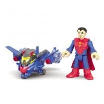 Imaginext DC Batalha Superman - Mattel - Mattel