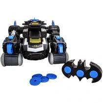 Imaginext DC Batbot - Fisher-Price DMT82 com Boneco