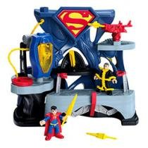 Imaginext - DC Fortaleza do Superman Fisher-Price - X7675